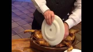 Cuchinillo Served at Jose Maria