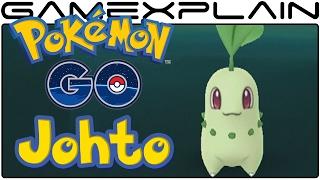 Pokémon Go - Johto Pokémon Preview (Game & Watch)