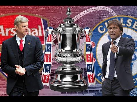 Download Arsenal vs Chelsea - FA Cup Final Promo 27/05/17