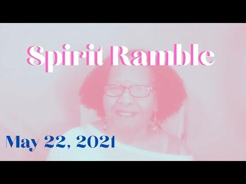 ? SPIRIT RAMBLE ?: Where's Your Mind?