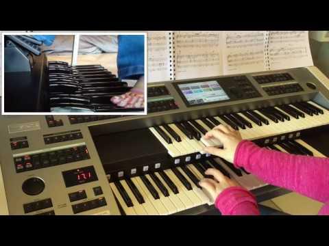 I Will Always Love You (by Whitney Houston) - Yamaha Electone ELS-02C