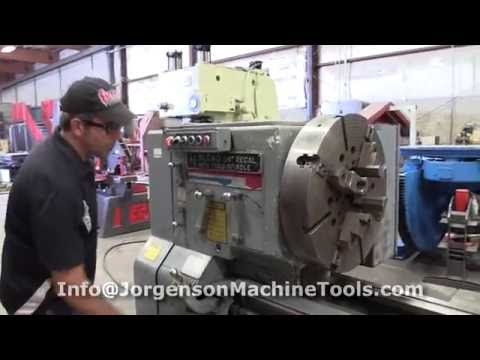 Used Metal Lathe | LeBlond Regal