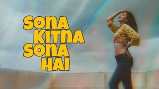 Sona kitna Sona Hai| Hero No.1| Bollywood Dance Cover | Priti Puri Images