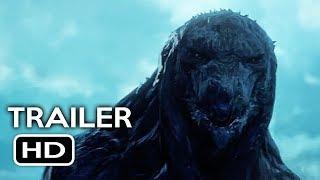 Godzilla: Monster Planet Official Trailer #2 (2017) Netflix Animated Movie HD