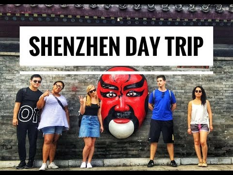 DAY TRIP TO SHENZHEN | Lauren's China Life