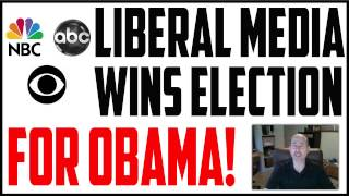 LIBERAL MEDIA BIAS IS THE FALSE PROPHET - WINS ELECTION FOR OBAMA - ECONOMIC COLLAPSE 2012