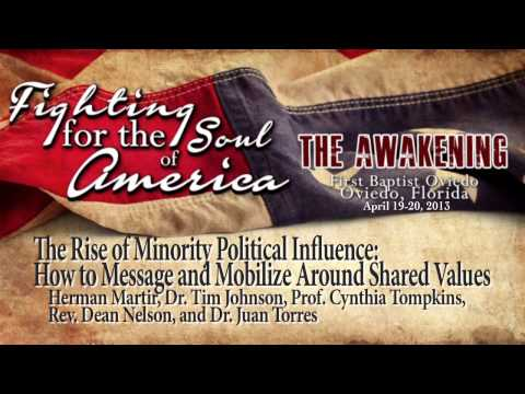 The Rise of Minority Political Influence: How to Message and Mobilize Around Shared Values