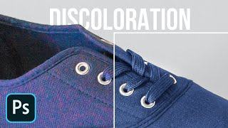 How to Fix Discoloration in Product Photos with Photoshop
