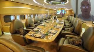 Самолет принца Саудовской Аравии