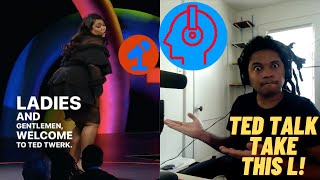 Lizzo Talks Twerking on @TEDx Talks. Why This Is An EMBARRASSMENT On Her and The Brand! Not Smart!