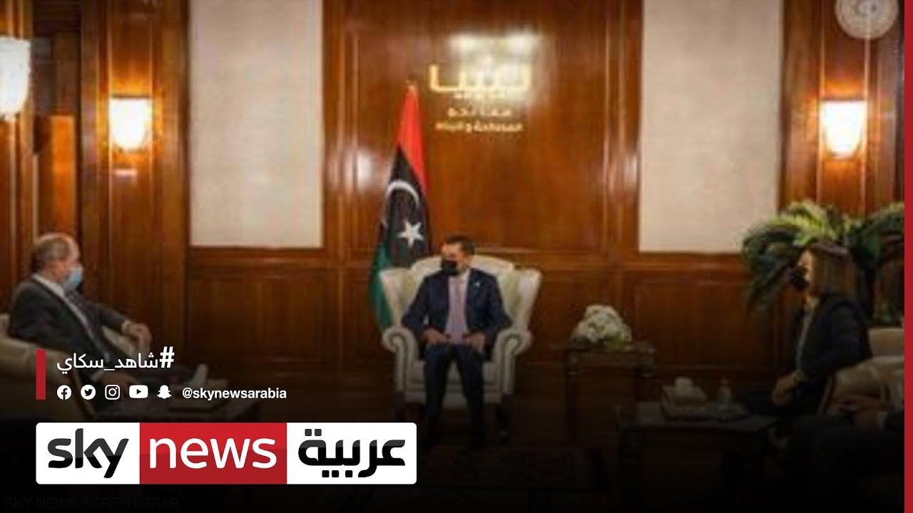 وفد جزائري رفيع المستوى يجري مباحثات في ليبيا  - نشر قبل 9 ساعة