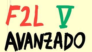 F2L AVANZADO [Parte 5] Look ahead