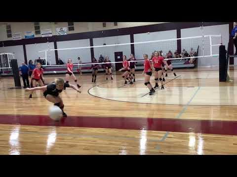 9.15.2019 St. Michael Catholic Varsity Volleyball vs Satsuma High School