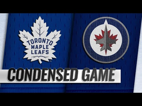 10/24/18 Condensed Game: Maple Leafs @ Jets