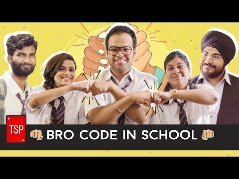 Bro Code in School | Exam Special | The Screen Patti
