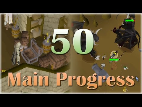 SLAYING and Skilling! 2.1k Total Level | Main Progress #50