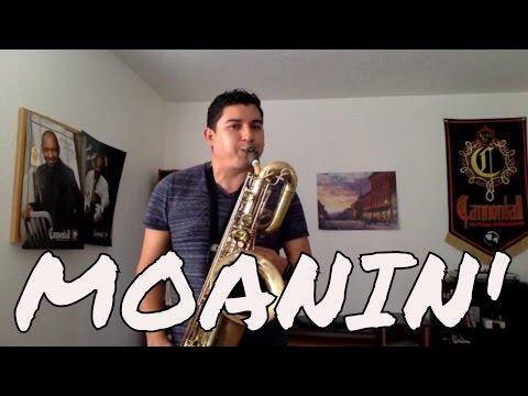 Moanin' Charles Mingus Baritone Sax