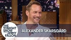 "Lady Gaga Made Alexander Skarsgård ""Paparazzi"" Famous"