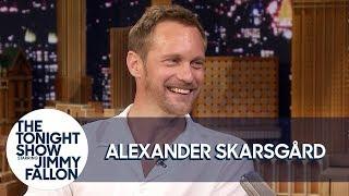 "Lady Gaga Made Alexander Skarsgård ""Paparazzi"" Famous Video"