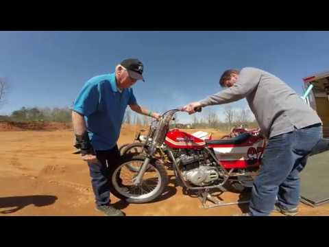 Dirt Track Motorcycle..Thunder on the Mountain Travelers Rest SC Speedway
