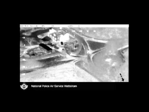 Martin Kay rescue footage