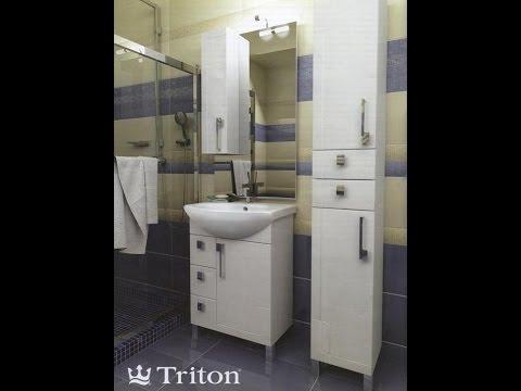Triton Диана мебель для ванной комнаты