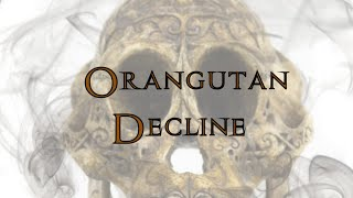 Orangutan Decline 2016 by Borneo Futures