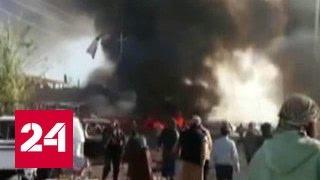 СМИ: иракские ВВС по ошибке сбросили бомбы на своих соотечественников