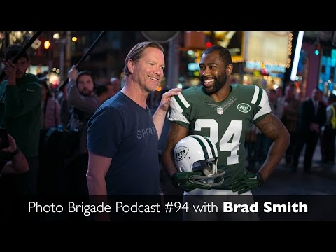 Brad Smith - Photo Editor: SI, NY Times, White House - Photo Brigade Podcast #94