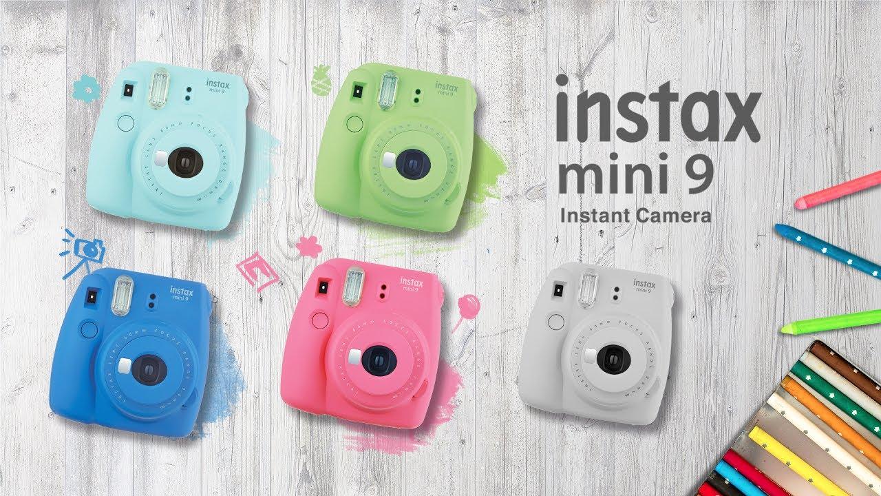 Fujifilm Instax Mini 8 - Цифровой фотоаппарат моментальной печати .