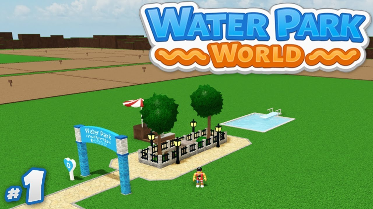 Jelly Roblox Water Park