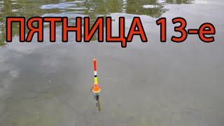 Что клюёт в пятницу 13 го Рыбалка на реке 13 августа 2021 Елец окунь и другие персонажи