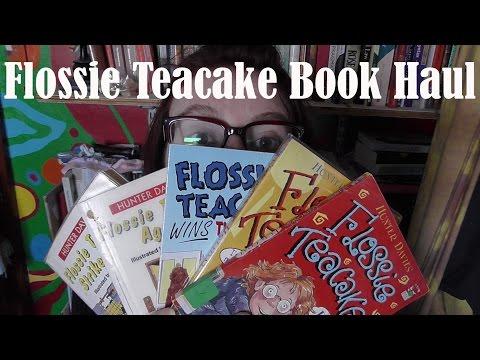 Flossie Teacake Book Haul