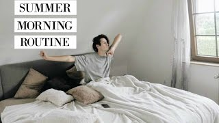 MY MORNING ROUTINE || GET READY WITH ME || HEALTHY FOOD || 2017