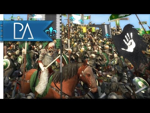 EDORAS SURROUNDED - Third Age Total War Gameplay