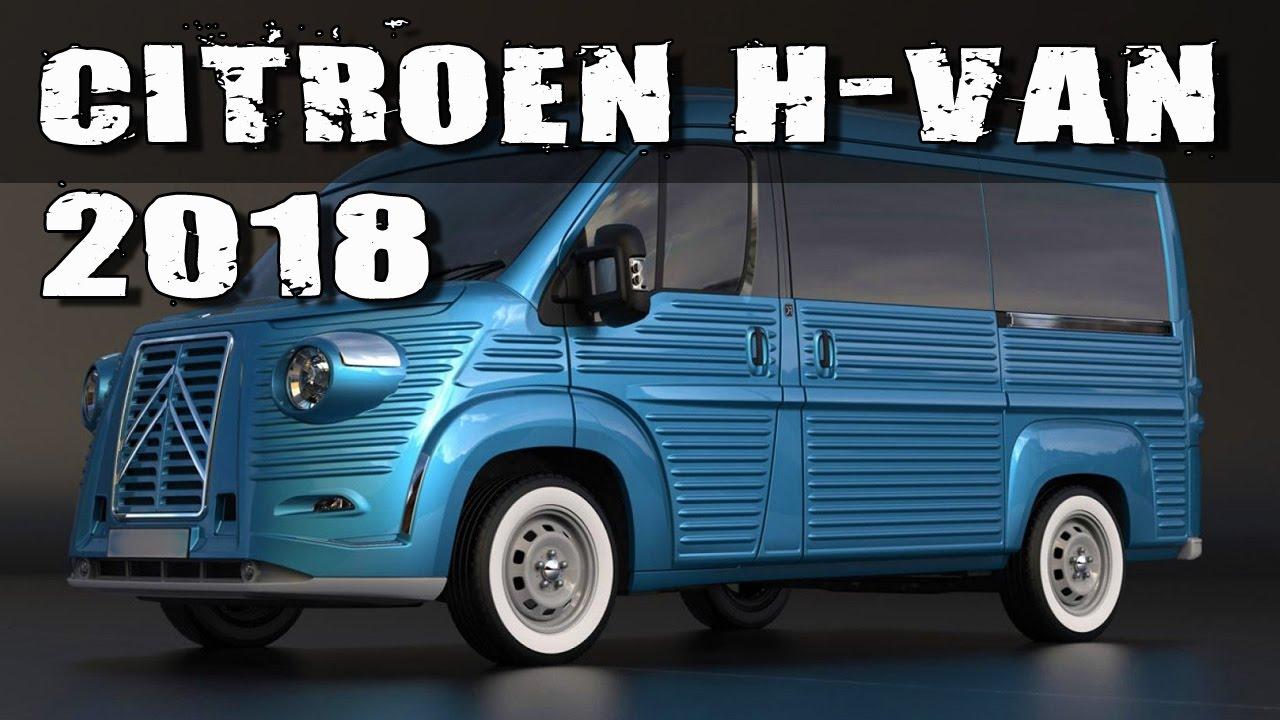 2018 Citroen H Van