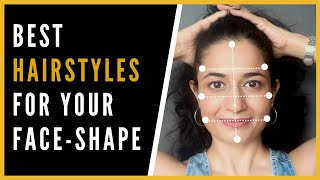 How to identify your FACE-SHAPE and HAIRSTYLES that suit you?