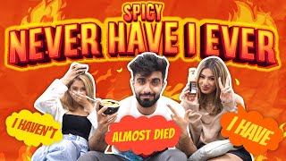 SPICY NEVER HAVE I EVER ft AASHNA AND UNNATI | Mr.MNV |