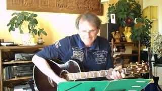la rouille(cover guitare)maxime le forestier