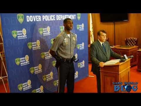 55 Arrested Following Weeks Long Gang Investigation In Dover (Delaware)
