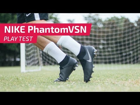 NIKE Phantom Vision Play Test and Review On Field - YouTube 7edbe3106