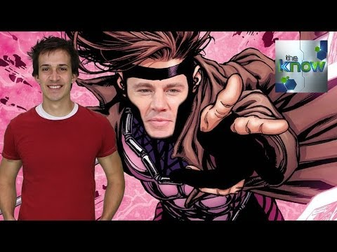 Channing Tatum is X-Men's New Gambit - The Know