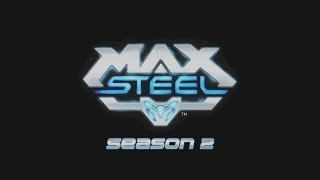 The Ultralink Invasion is on! Max Steel Season 2 Trailer