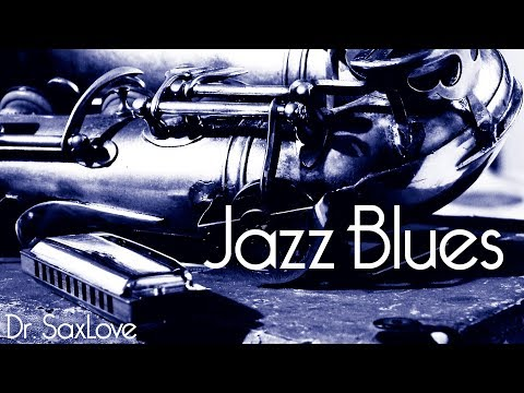 Best Blues Harmonica | Blues Guitar | Saxophone Blues | 12 Bar Blues  | Slow Blues | Download
