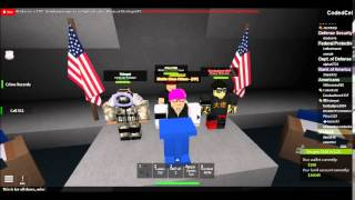 ROBLOX - White House Breach - [鑫惠章] - Xin Hui Zhang