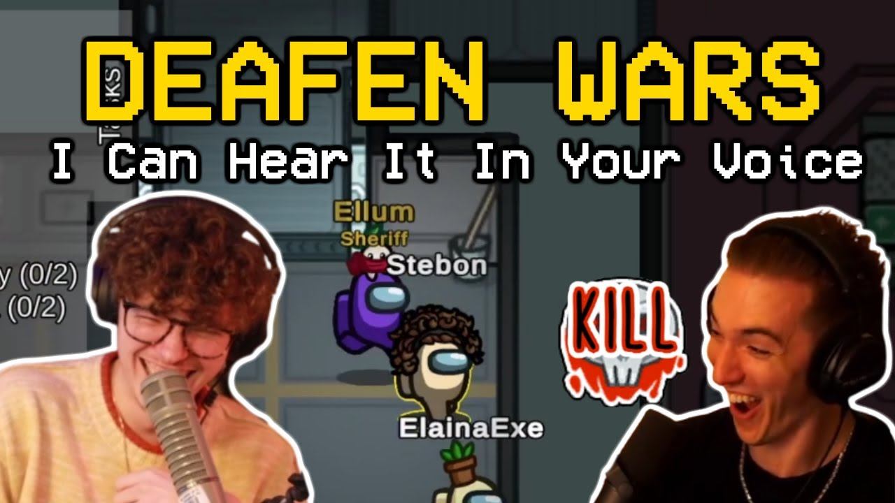 """Deafen Wars Return! (and 1st Ever Bomber """"Friendly Fire"""")"""