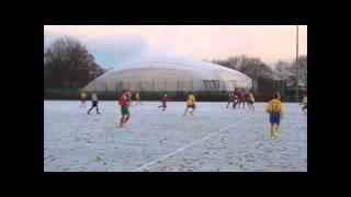 FC Amed Berlin vs Csv Olympia II Fussball Highlights 22.11.2015