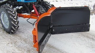 Отвал бабочка для трактора МТЗ-82.1