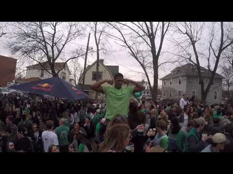 Miami University Green Beer Day 2015- Fratican