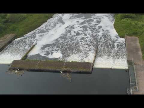 Woolston Flood Defence - 19/04/17